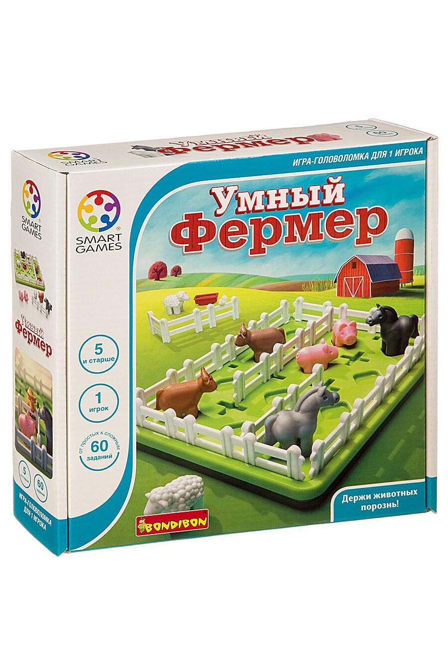 Логическая игра для детей BONDIBON 157471 купить оптом от производителя. Совместная покупка игрушек в OptMoyo