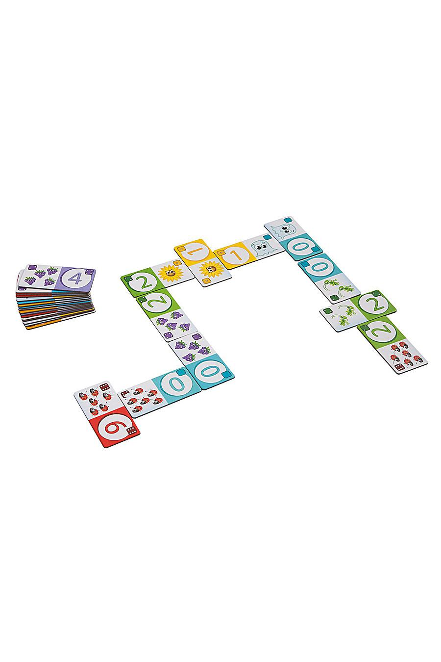 Домино для детей BONDIBON 157477 купить оптом от производителя. Совместная покупка игрушек в OptMoyo
