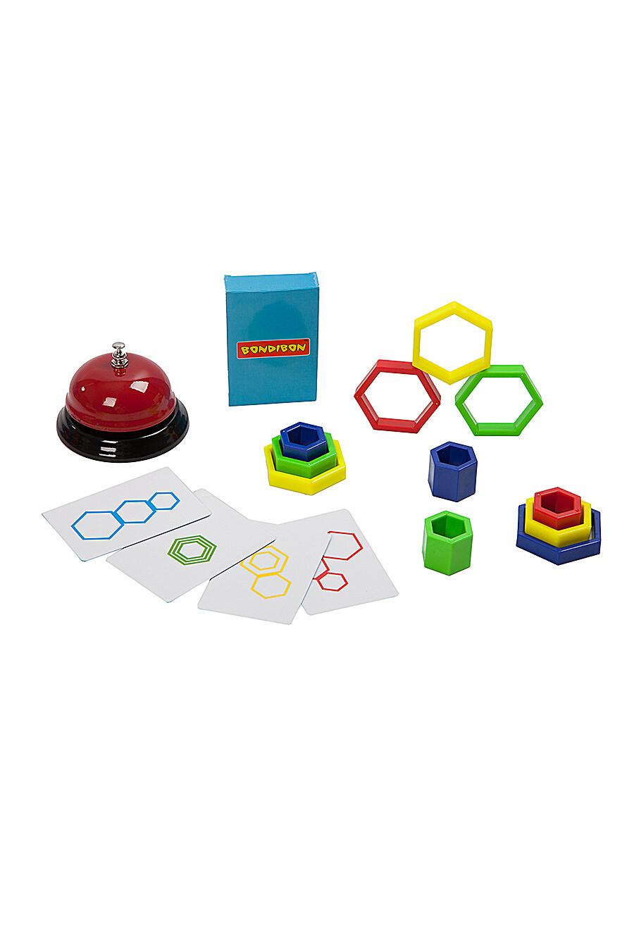 Обучающая игра для детей BONDIBON 157625 купить оптом от производителя. Совместная покупка игрушек в OptMoyo