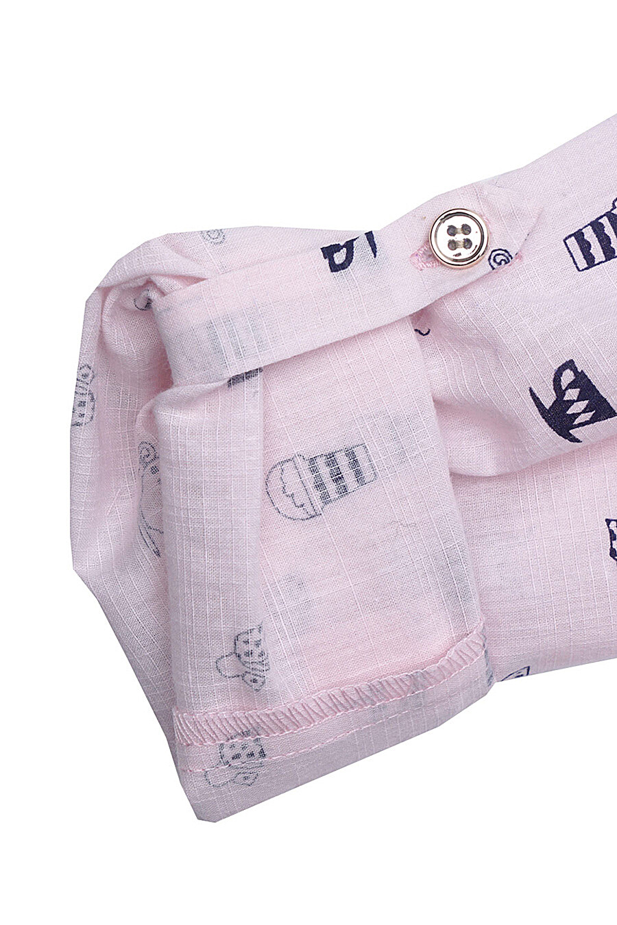 Рубашка для девочек CLEVER 158831 купить оптом от производителя. Совместная покупка детской одежды в OptMoyo