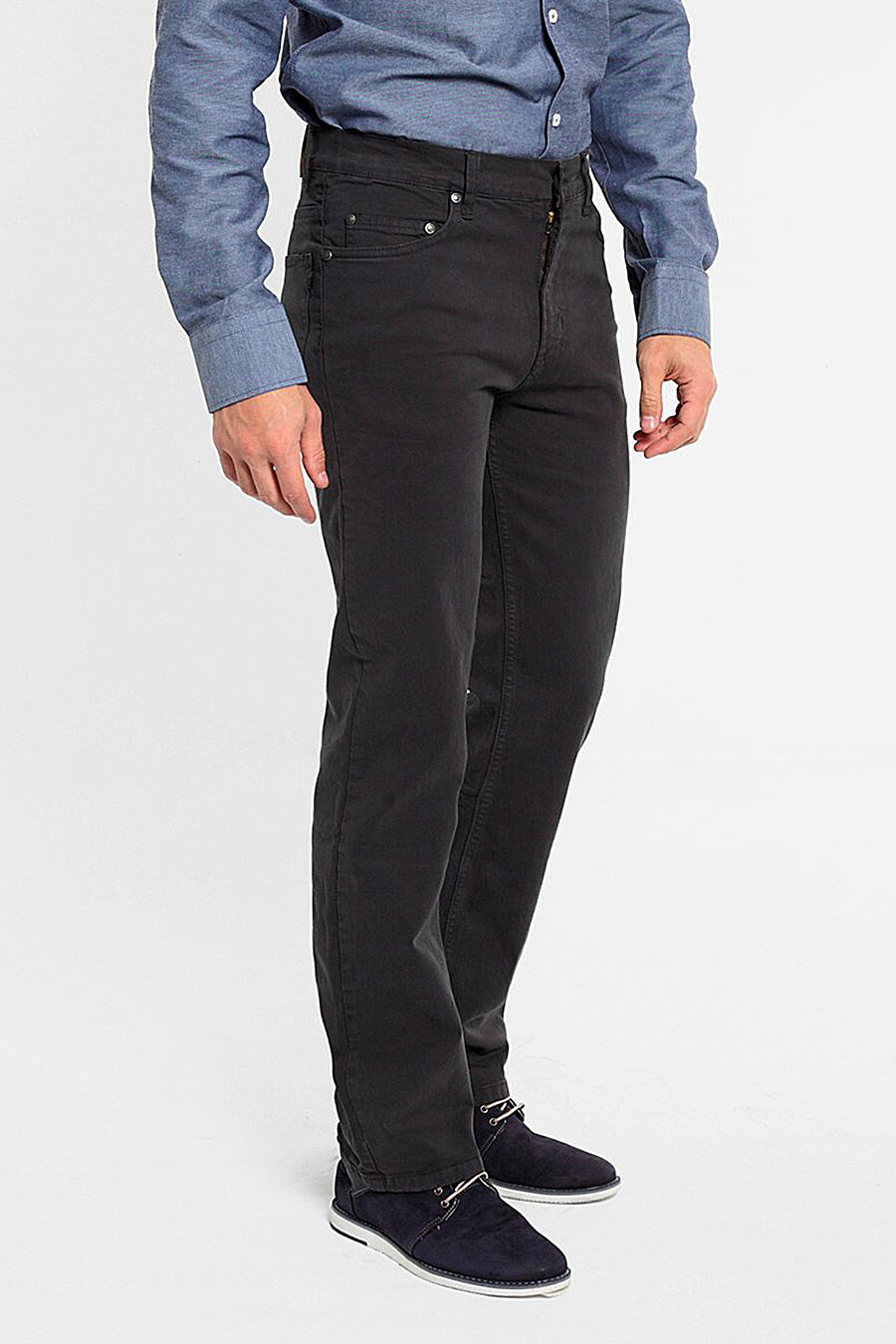 Джинсы для мужчин F5 158865 купить оптом от производителя. Совместная покупка мужской одежды в OptMoyo