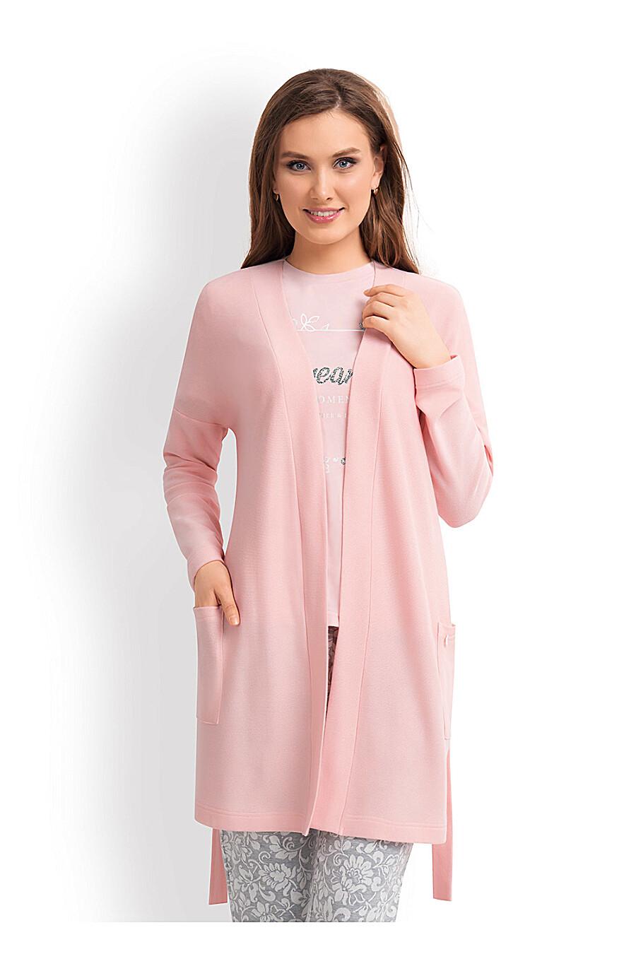 Жакет для женщин CLEVER 159384 купить оптом от производителя. Совместная покупка женской одежды в OptMoyo