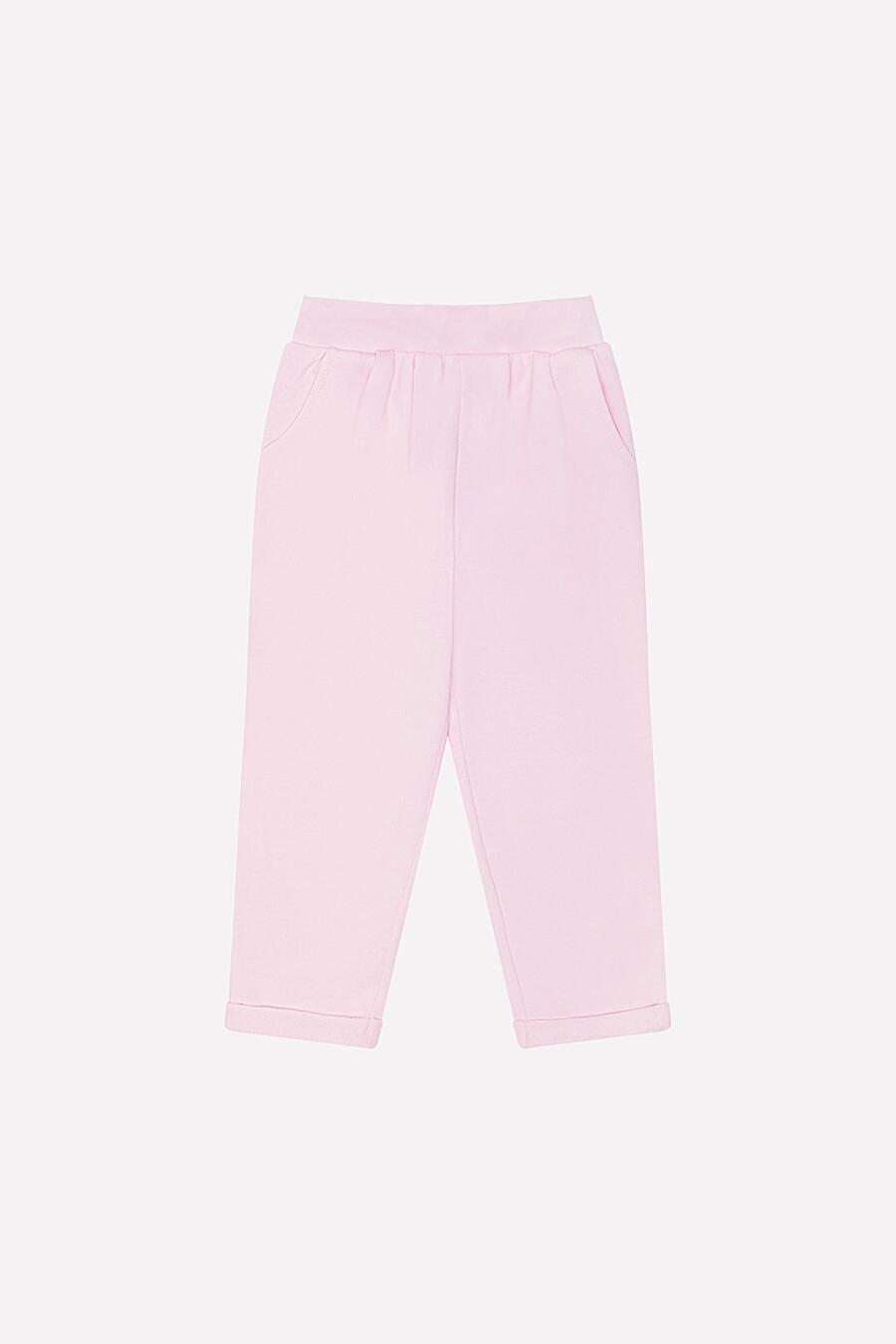 Брюки для девочек CROCKID 161150 купить оптом от производителя. Совместная покупка детской одежды в OptMoyo