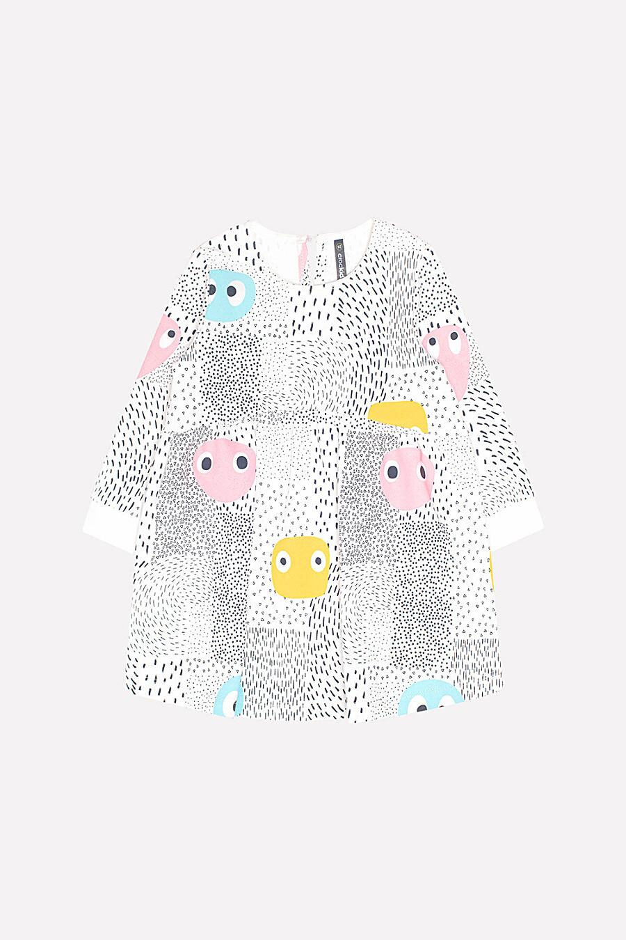 Платье для девочек CROCKID 161156 купить оптом от производителя. Совместная покупка детской одежды в OptMoyo