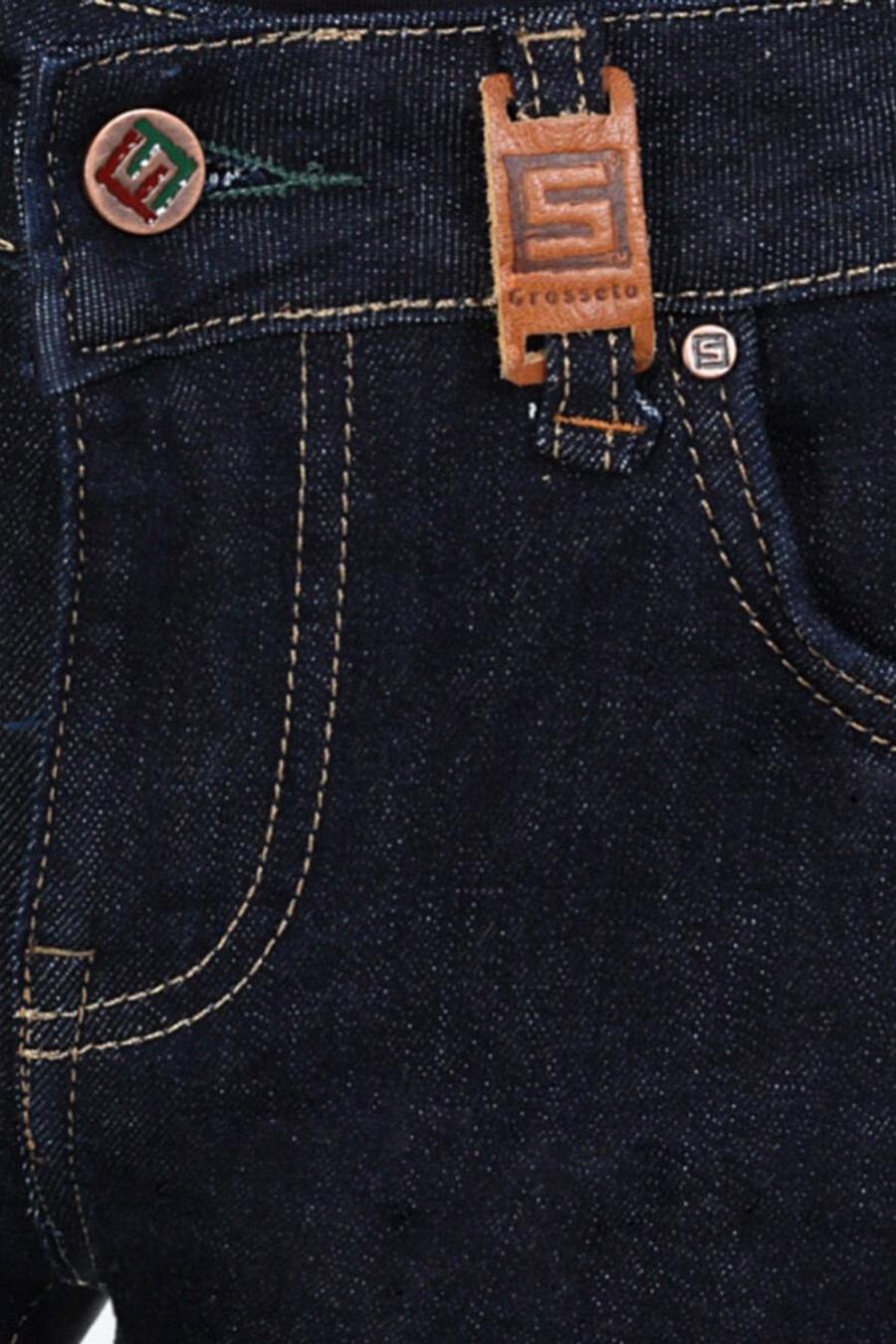 Джинсы для женщин F5 161303 купить оптом от производителя. Совместная покупка женской одежды в OptMoyo