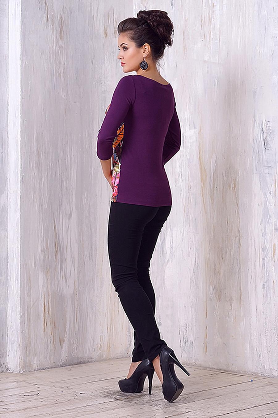 Джемпер для женщин VAY 161347 купить оптом от производителя. Совместная покупка женской одежды в OptMoyo