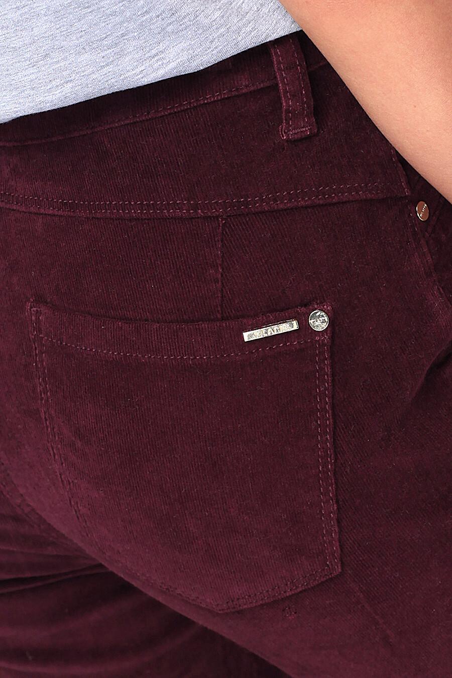 Брюки для женщин VILATTE 161353 купить оптом от производителя. Совместная покупка женской одежды в OptMoyo