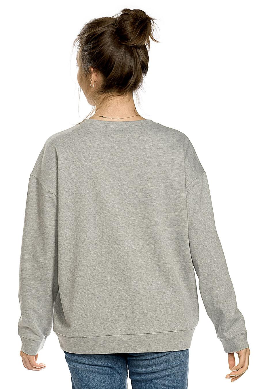 Толстовка для женщин PELICAN 161354 купить оптом от производителя. Совместная покупка женской одежды в OptMoyo