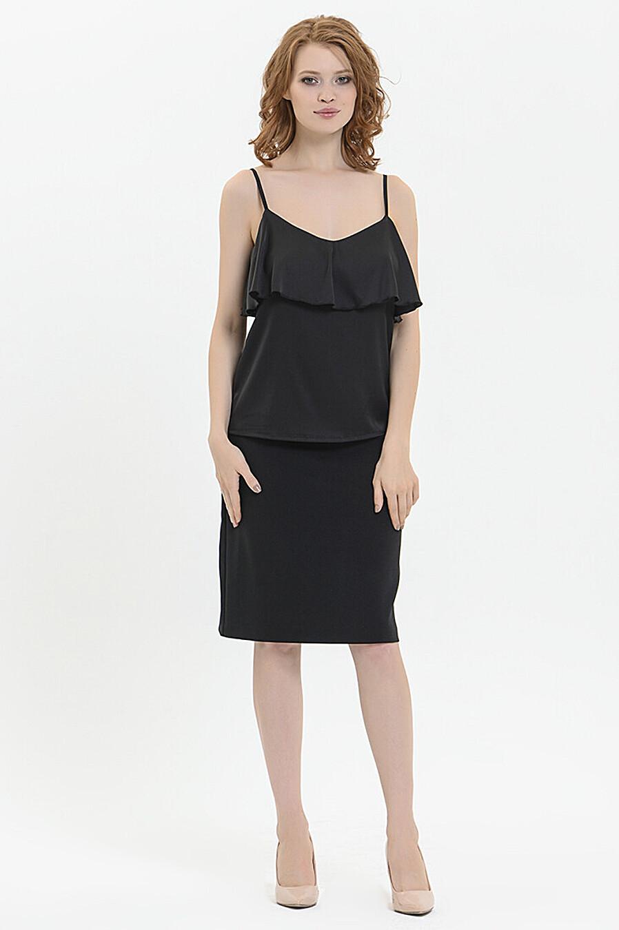 Топ для женщин KOTIS 161431 купить оптом от производителя. Совместная покупка женской одежды в OptMoyo