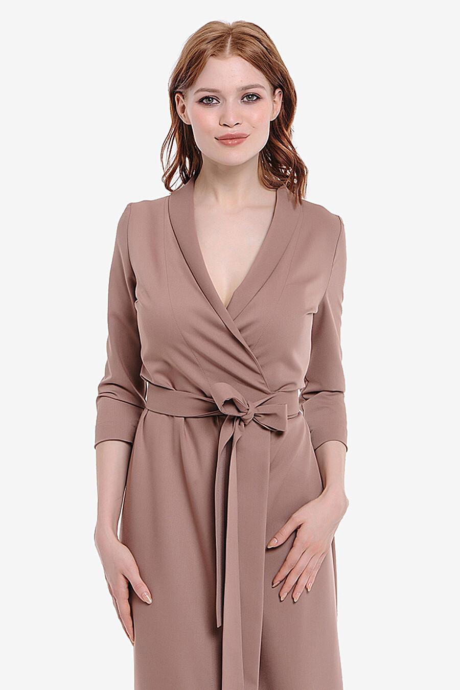 Платье для женщин KOTIS 161464 купить оптом от производителя. Совместная покупка женской одежды в OptMoyo