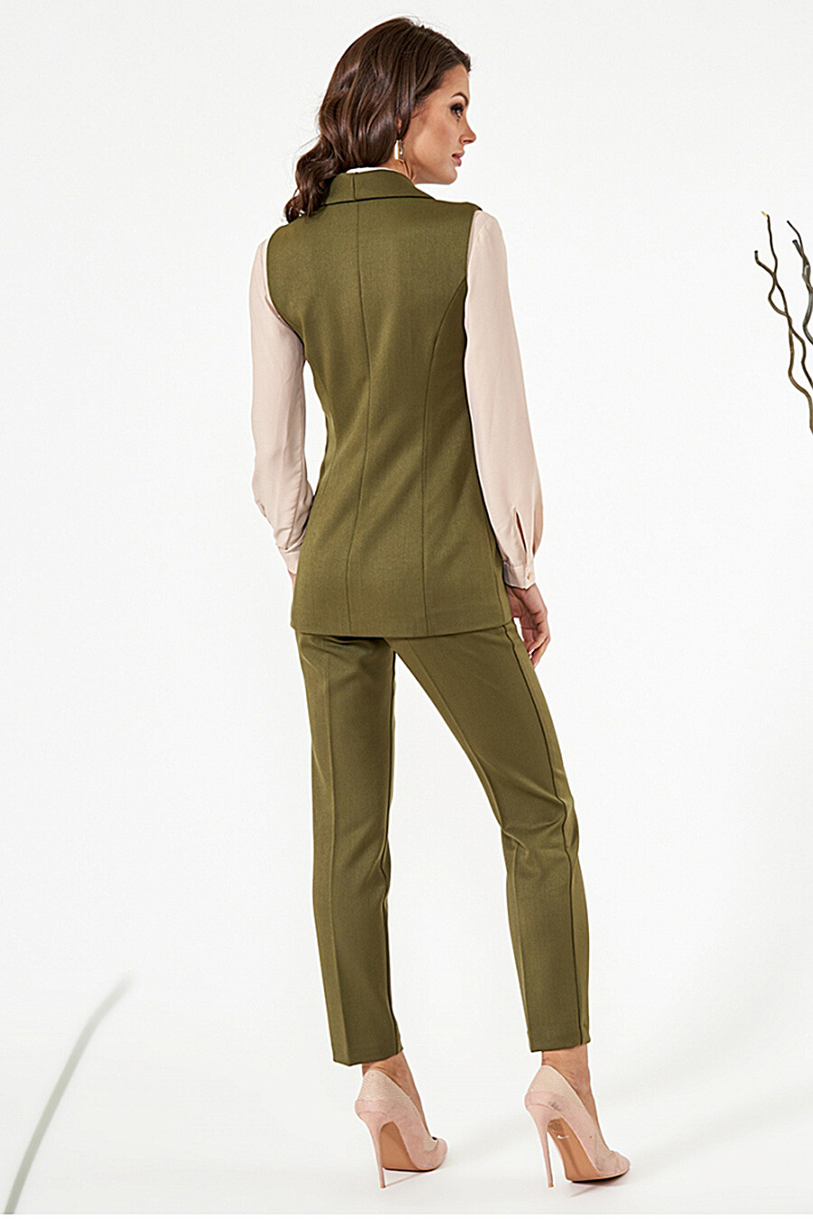 Брюки для женщин VITTORIA VICCI 163206 купить оптом от производителя. Совместная покупка женской одежды в OptMoyo