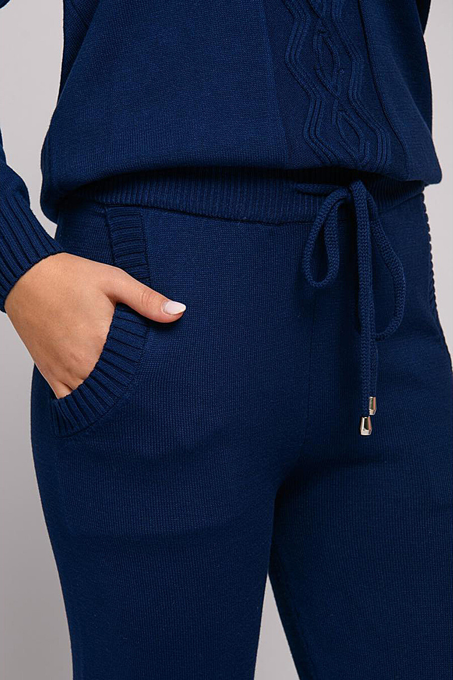 Брюки для женщин 1001 DRESS 163209 купить оптом от производителя. Совместная покупка женской одежды в OptMoyo