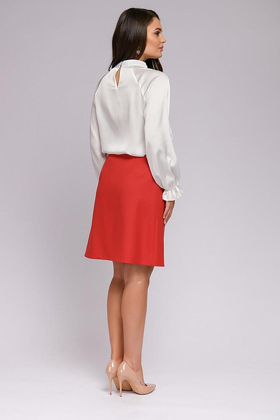 Юбка для женщин 1001 DRESS 163217 купить оптом от производителя. Совместная покупка женской одежды в OptMoyo