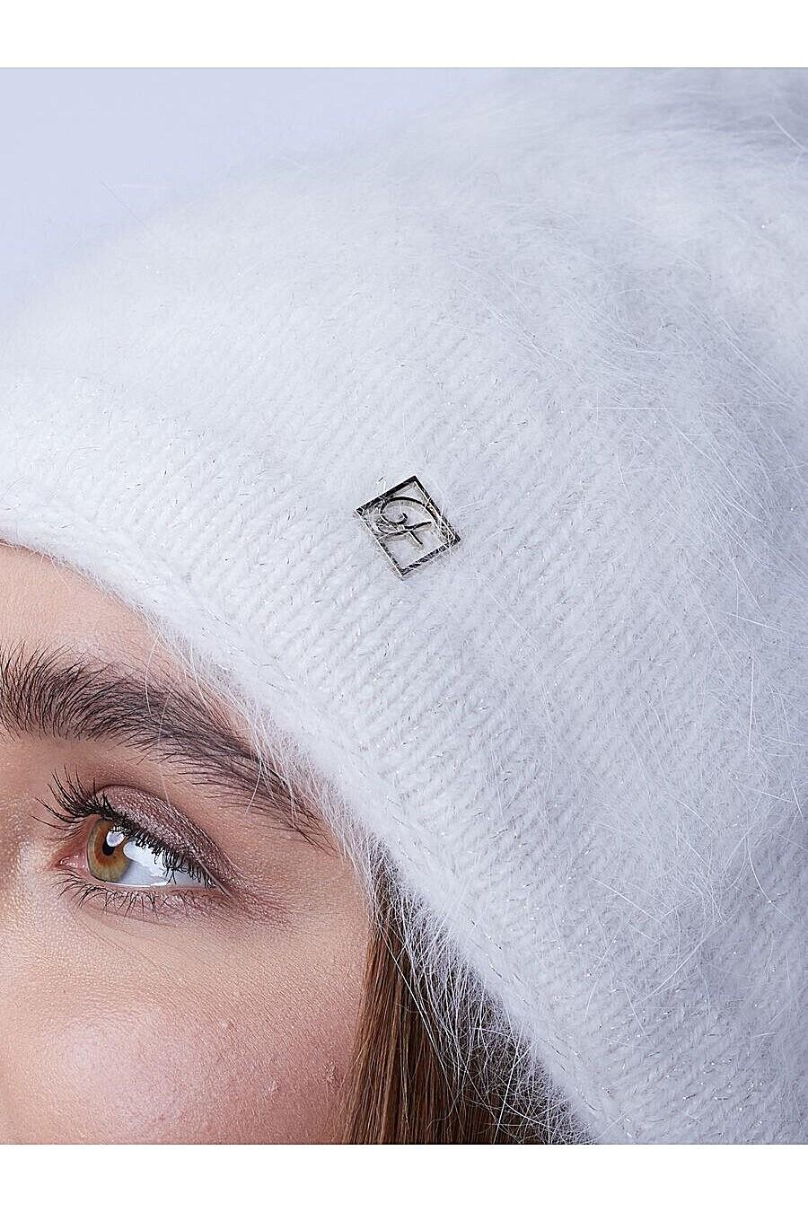 Шапка для женщин FORTI 165365 купить оптом от производителя. Совместная покупка женской одежды в OptMoyo