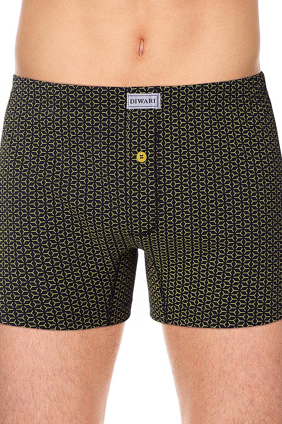 Трусы для мужчин DIWARI 165561 купить оптом от производителя. Совместная покупка мужской одежды в OptMoyo