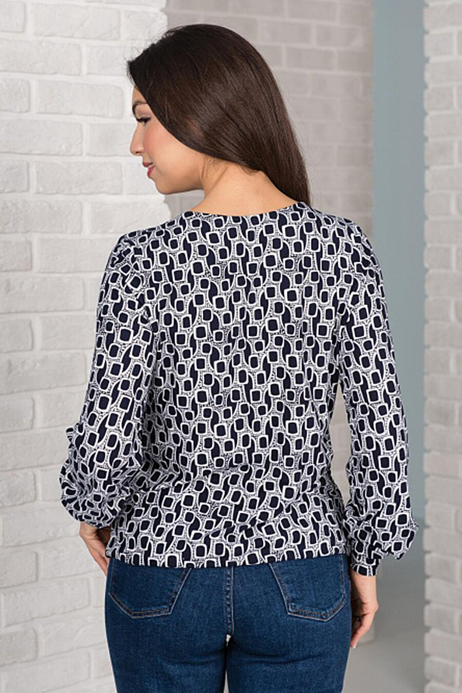 Блуза SHARLIZE (165661), купить в Optmoyo.ru