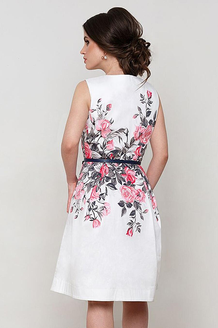 Платье для женщин VALKIRIA 168598 купить оптом от производителя. Совместная покупка женской одежды в OptMoyo
