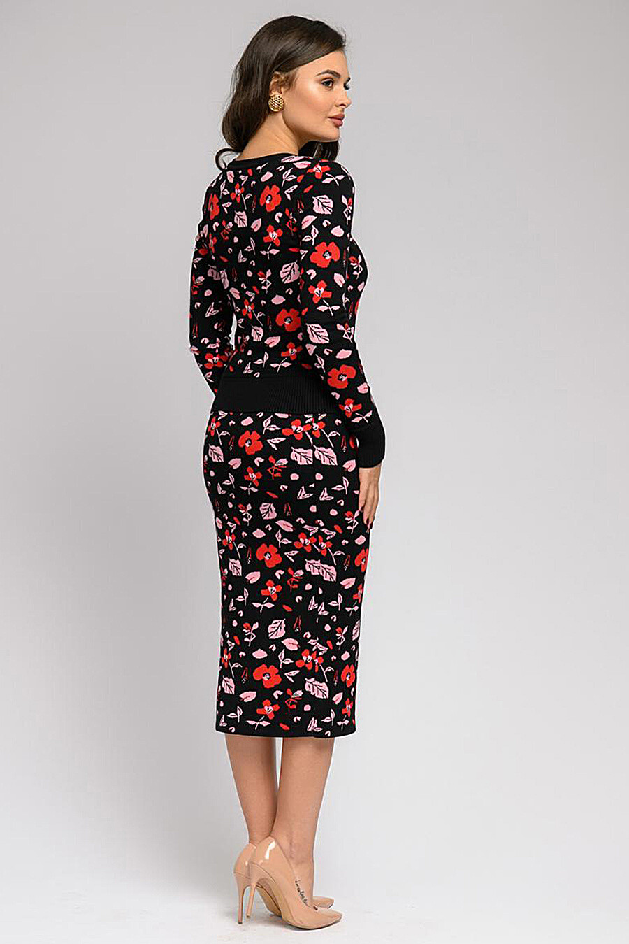 Юбка для женщин 1001 DRESS 169260 купить оптом от производителя. Совместная покупка женской одежды в OptMoyo