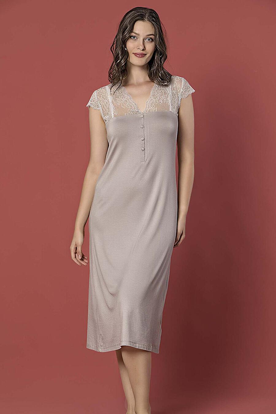 Сорочка для женщин PE.CHITTO 169423 купить оптом от производителя. Совместная покупка женской одежды в OptMoyo