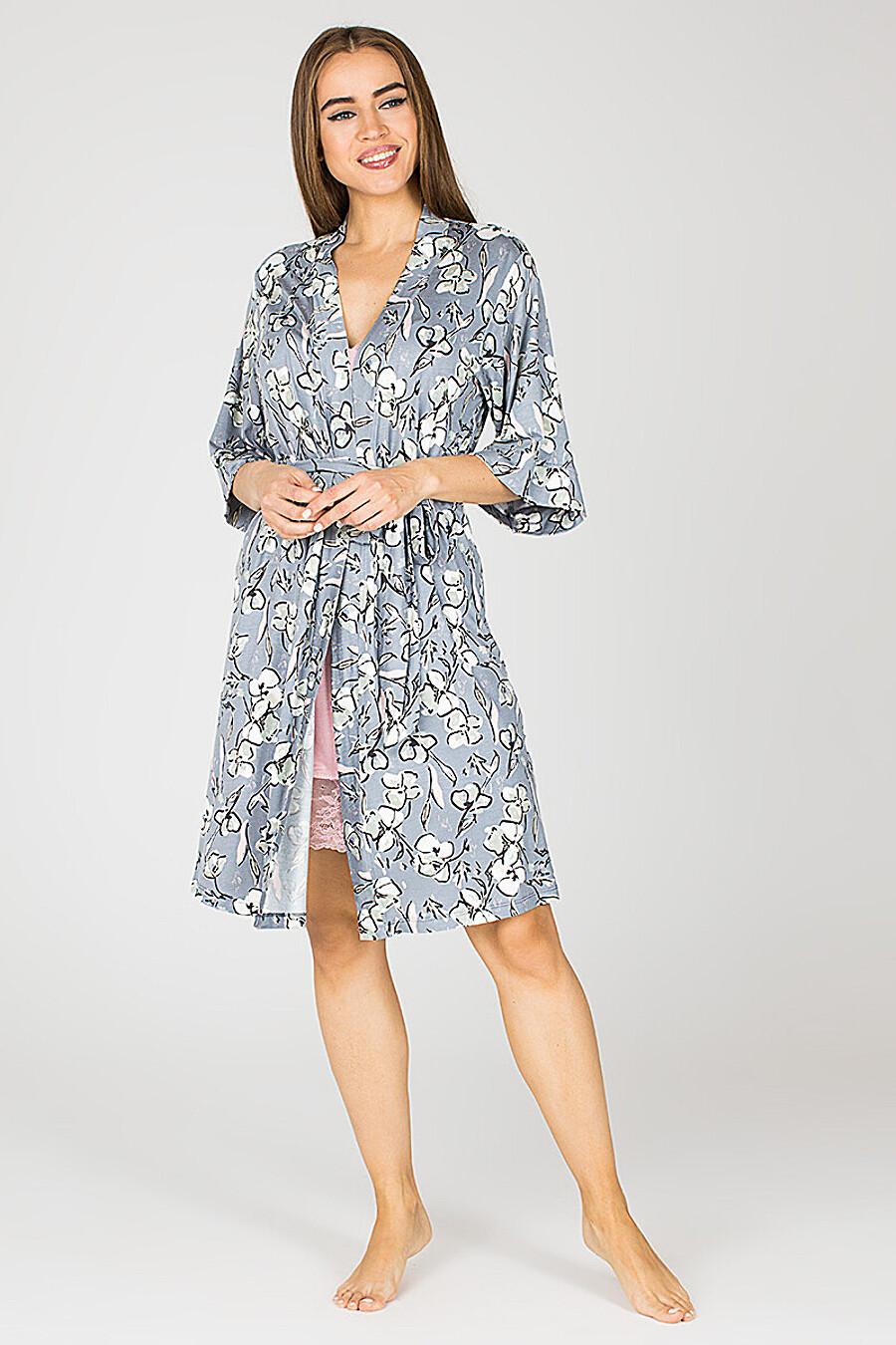 Комплект (халат+сорочка) PE.CHITTO (169427), купить в Moyo.moda