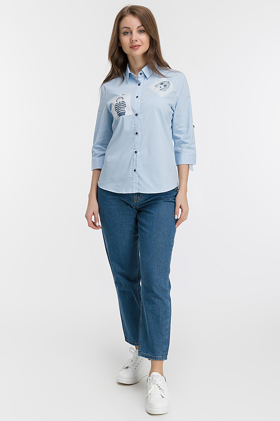 Рубашка MODALIME (169456), купить в Moyo.moda