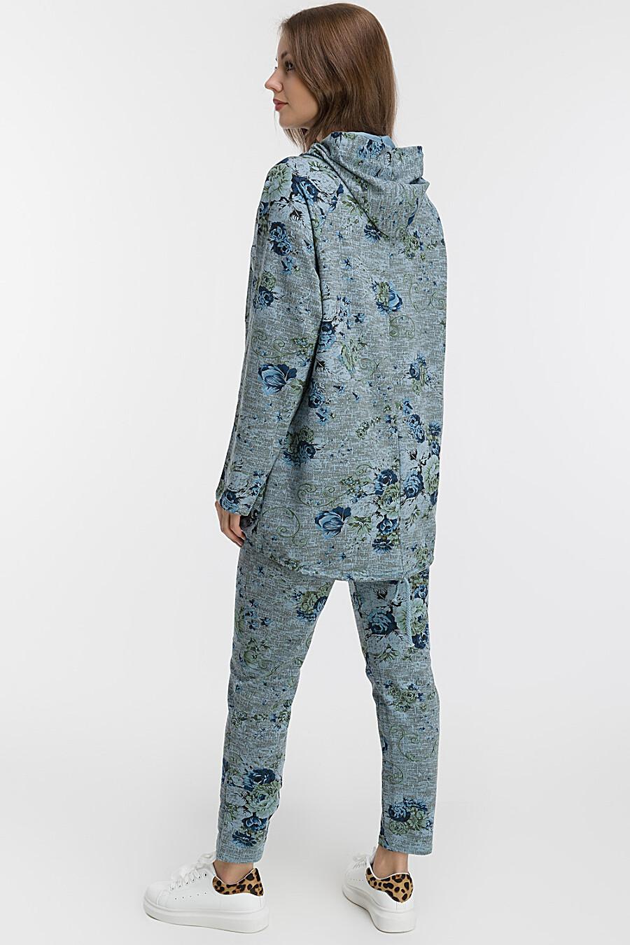 Костюм для женщин MODALIME 169461 купить оптом от производителя. Совместная покупка женской одежды в OptMoyo