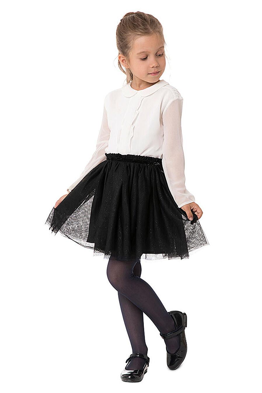 Колготки для девочек PE.CHITTO 169516 купить оптом от производителя. Совместная покупка детской одежды в OptMoyo