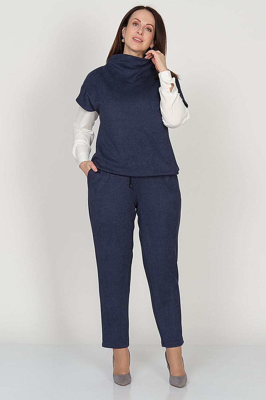 Брюки для женщин AMARTI 169539 купить оптом от производителя. Совместная покупка женской одежды в OptMoyo