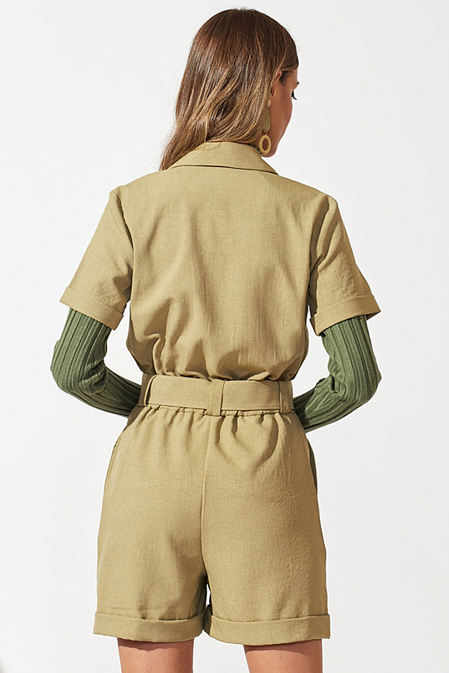 Комбинезон для женщин VITTORIA VICCI 169578 купить оптом от производителя. Совместная покупка женской одежды в OptMoyo