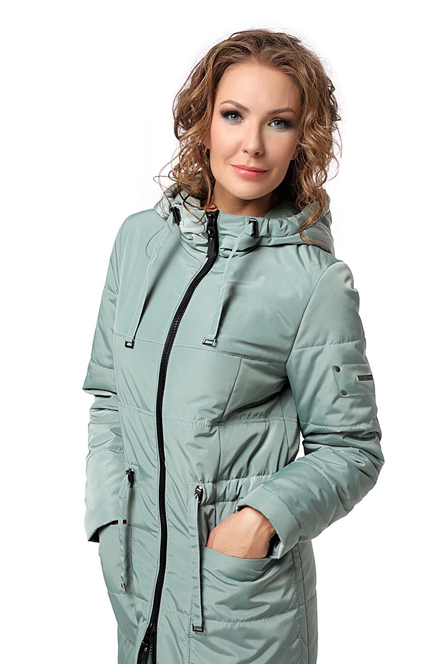 Пальто для женщин DIWAY 169585 купить оптом от производителя. Совместная покупка женской одежды в OptMoyo