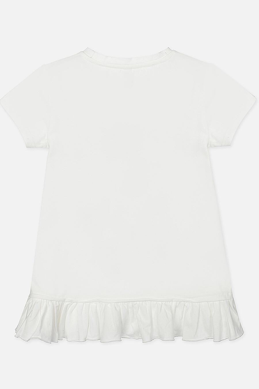 Футболка для девочек PLAYTODAY 172526 купить оптом от производителя. Совместная покупка детской одежды в OptMoyo