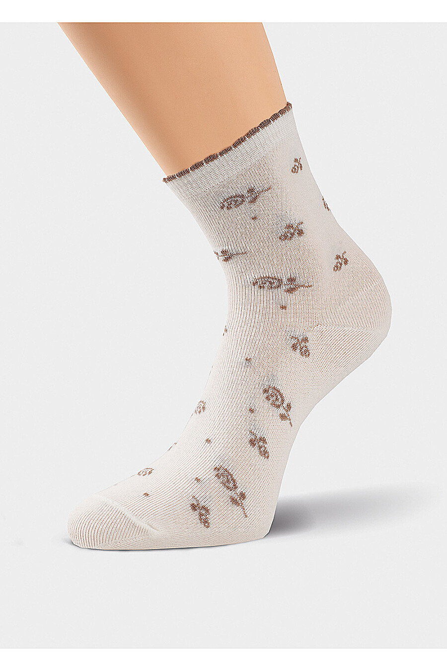 Носки для женщин CLEVER 175758 купить оптом от производителя. Совместная покупка женской одежды в OptMoyo
