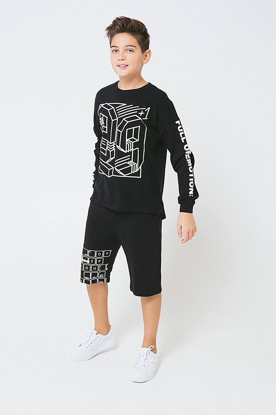 Шорты для девочек CUBBY 175783 купить оптом от производителя. Совместная покупка детской одежды в OptMoyo