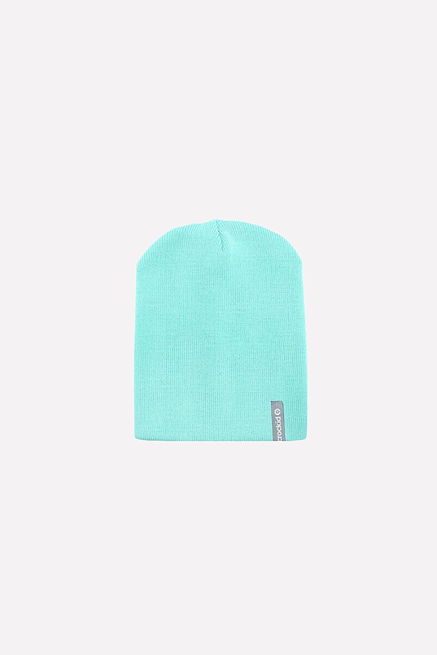 Шапка для девочек CROCKID 175792 купить оптом от производителя. Совместная покупка детской одежды в OptMoyo