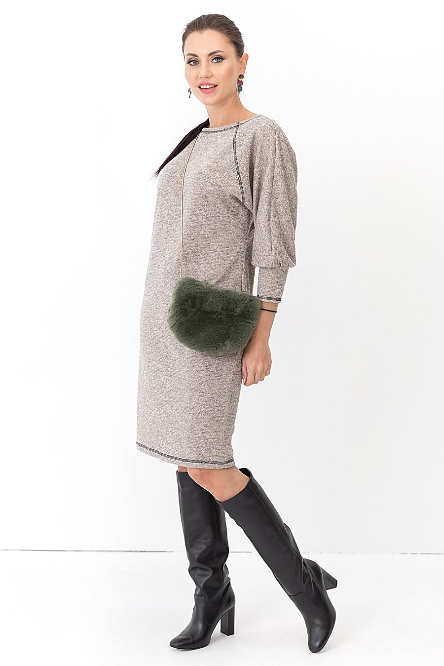 Платье для женщин LADY TAIGA 176042 купить оптом от производителя. Совместная покупка женской одежды в OptMoyo