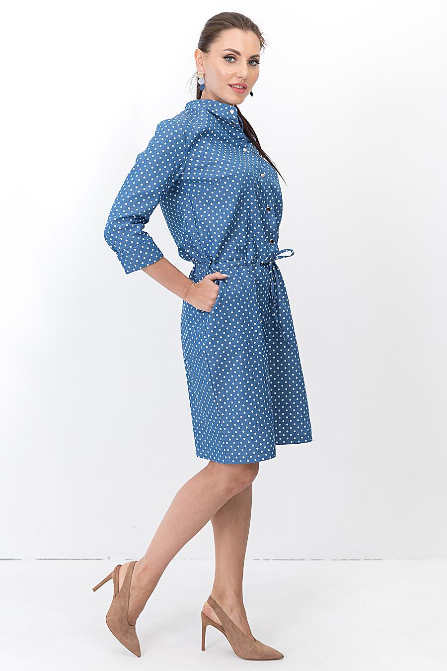 Платье для женщин LADY TAIGA 176049 купить оптом от производителя. Совместная покупка женской одежды в OptMoyo