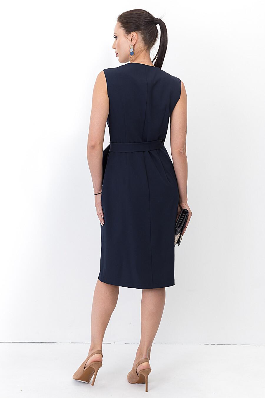 Платье для женщин LADY TAIGA 176053 купить оптом от производителя. Совместная покупка женской одежды в OptMoyo