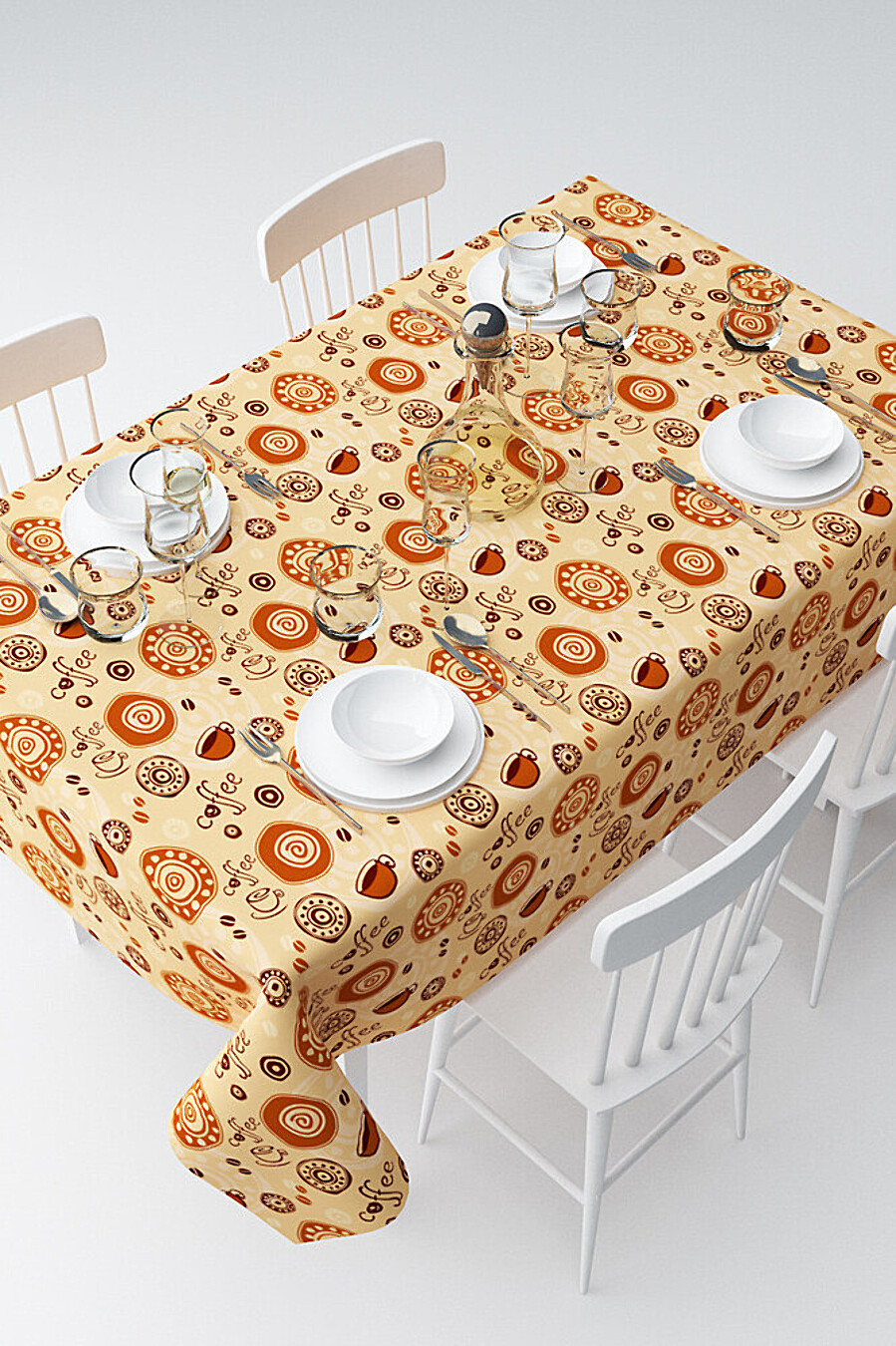 Скатерть с пропиткой для дома ART HOME TEXTILE 180063 купить оптом от производителя. Совместная покупка товаров для дома в OptMoyo