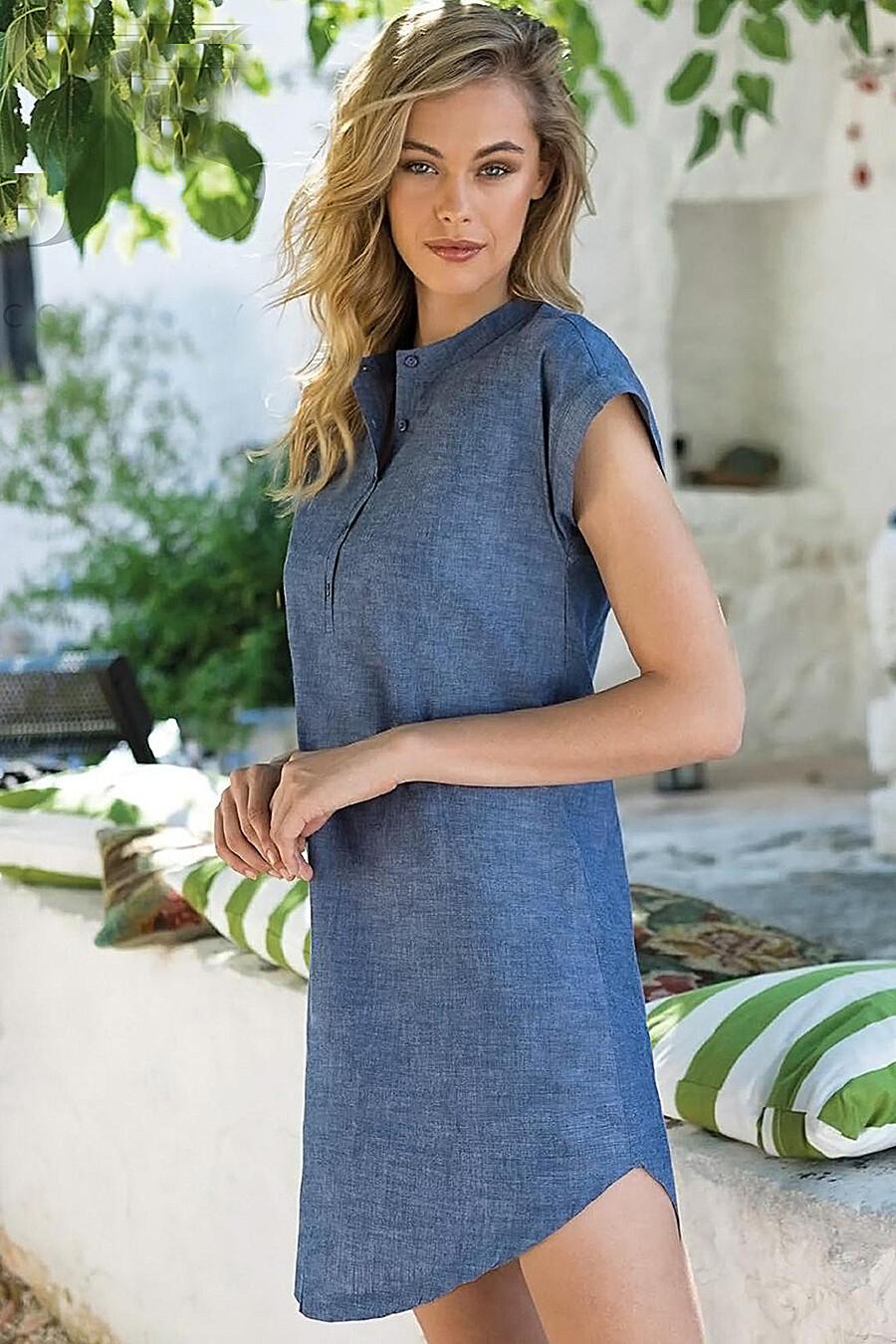 Сорочка для женщин JADEA 180867 купить оптом от производителя. Совместная покупка женской одежды в OptMoyo