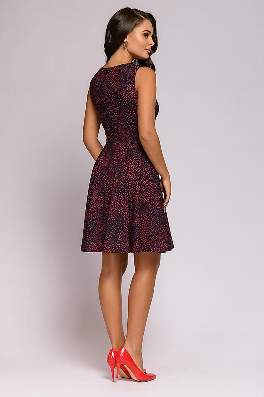 Платье для женщин 1001 DRESS 181025 купить оптом от производителя. Совместная покупка женской одежды в OptMoyo