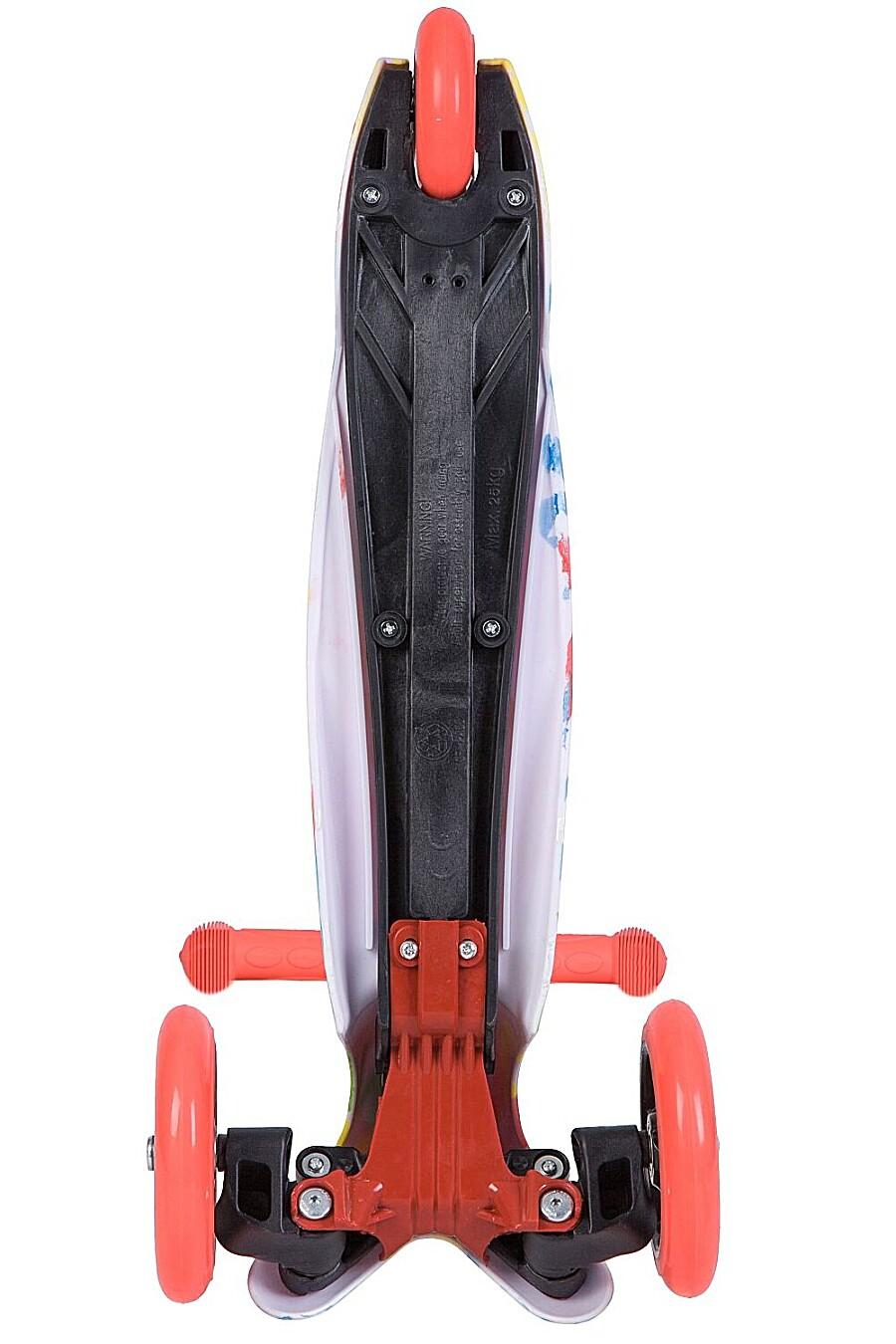 Самокат-кикборд для детей NOVATRACK 181079 купить оптом от производителя. Совместная покупка игрушек в OptMoyo