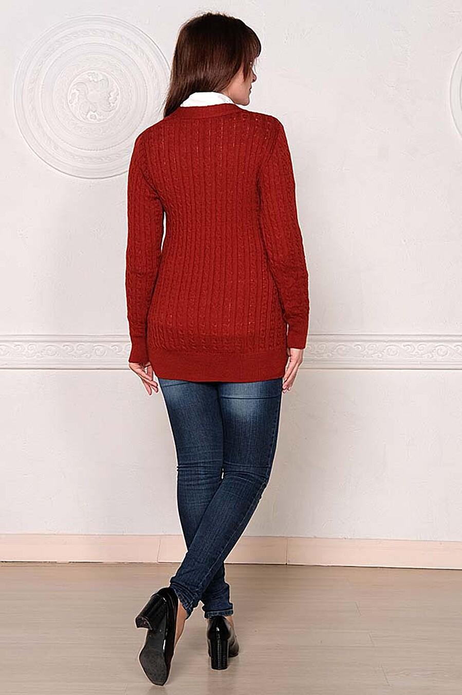 Кардиган для женщин ANKOLI 184357 купить оптом от производителя. Совместная покупка женской одежды в OptMoyo