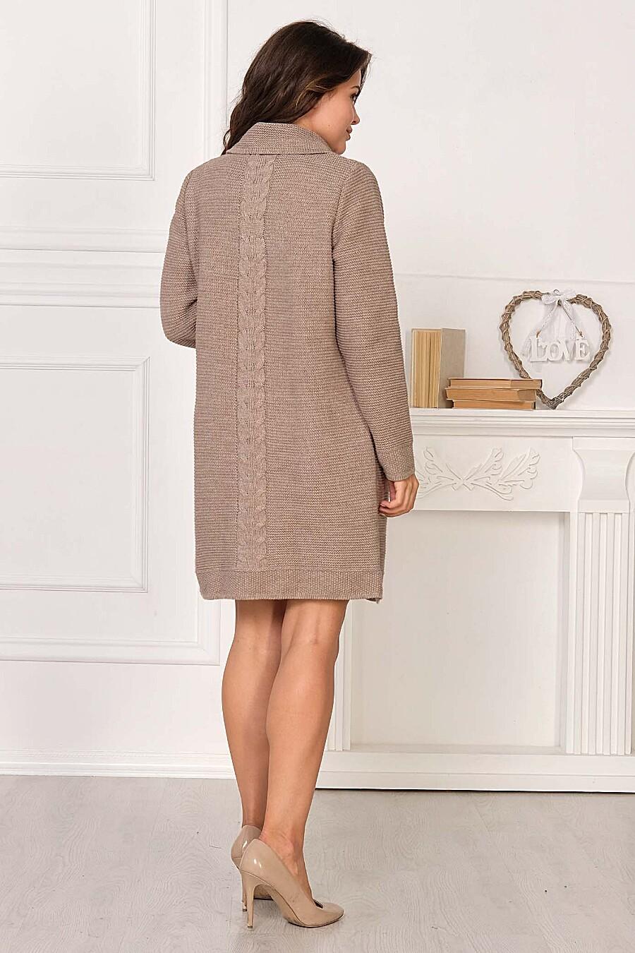 Кардиган для женщин ANKOLI 184370 купить оптом от производителя. Совместная покупка женской одежды в OptMoyo