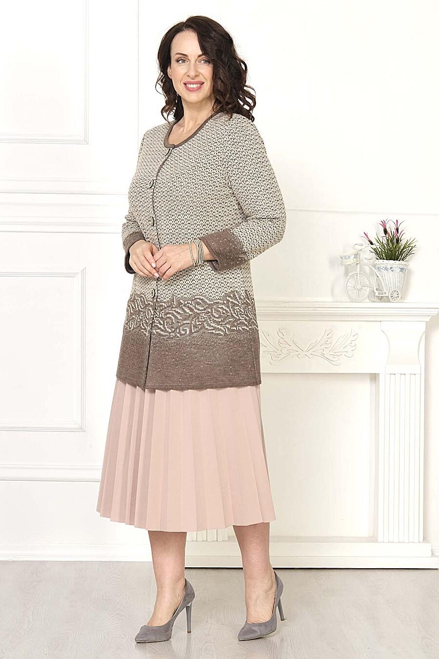 Кардиган для женщин ANKOLI 184372 купить оптом от производителя. Совместная покупка женской одежды в OptMoyo