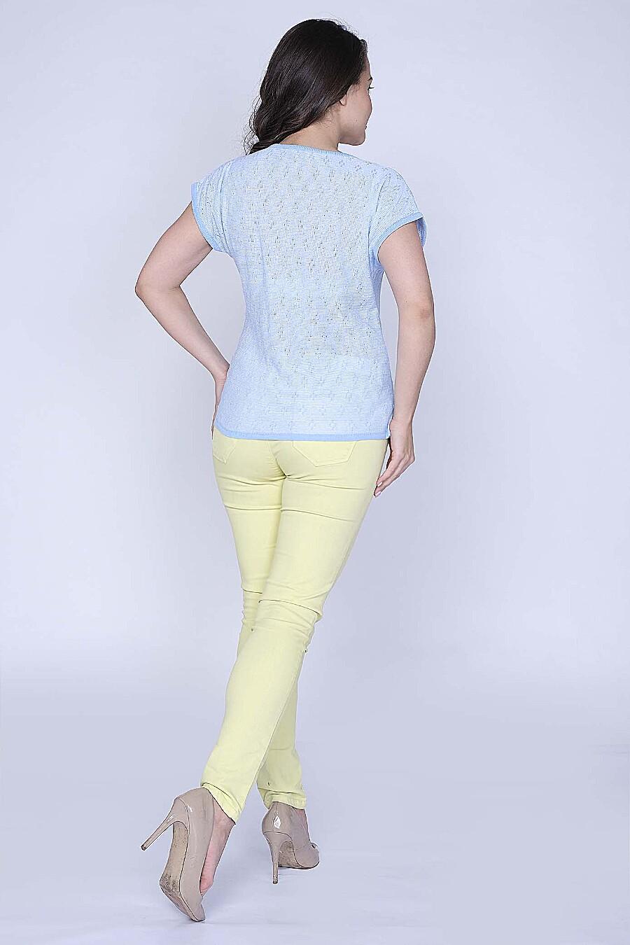 Джемпер для женщин ANKOLI 184480 купить оптом от производителя. Совместная покупка женской одежды в OptMoyo