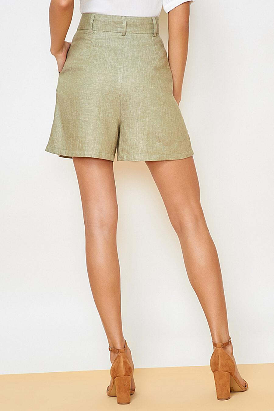 Шорты для женщин VITTORIA VICCI 184620 купить оптом от производителя. Совместная покупка женской одежды в OptMoyo