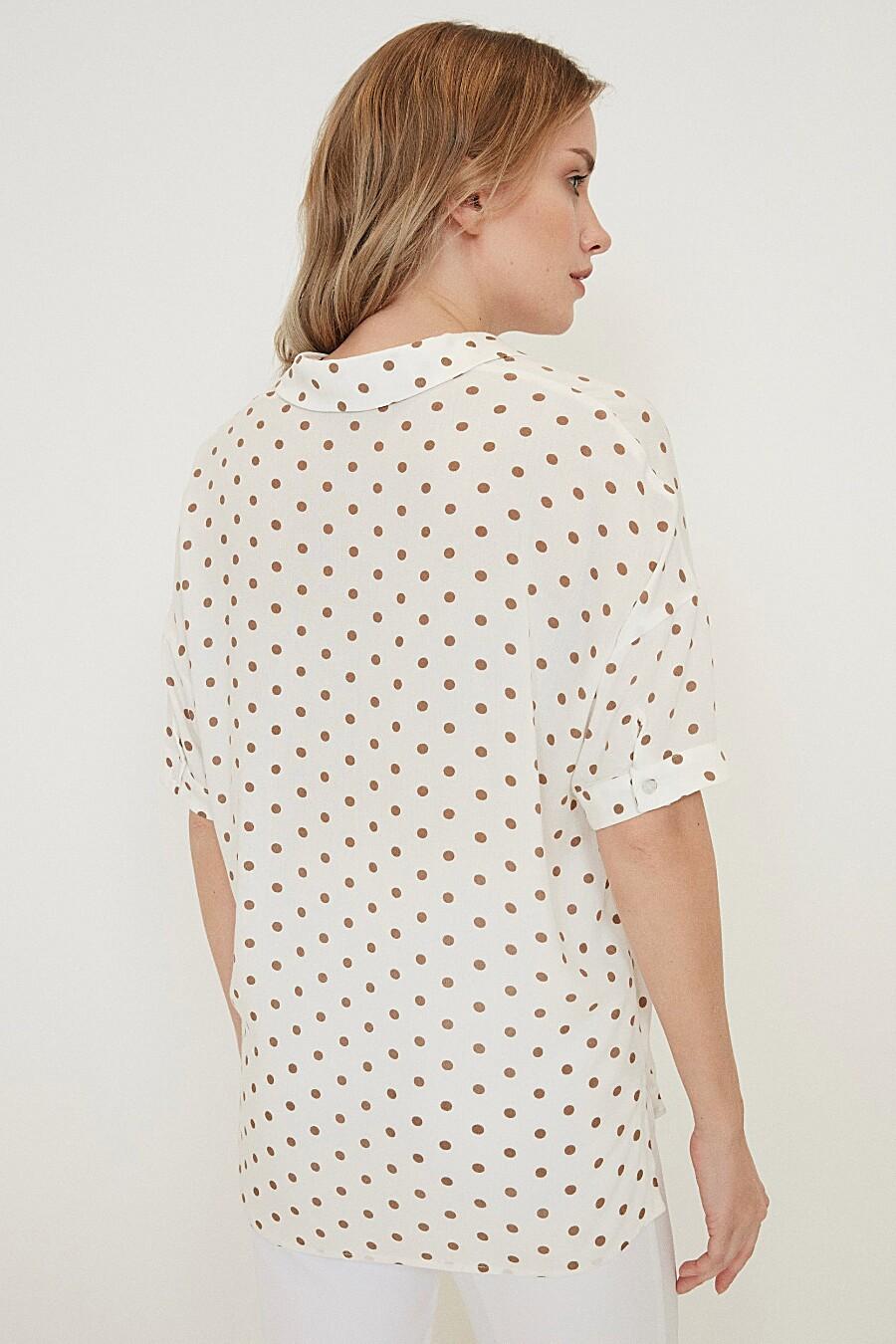 Блуза для женщин ZARINA 204824 купить оптом от производителя. Совместная покупка женской одежды в OptMoyo