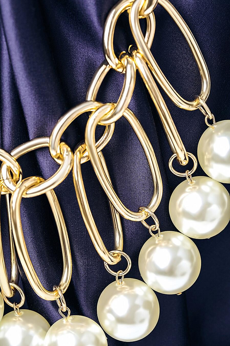 Ожерелье с жемчугом Рождение Венеры для женщин Nothing But Love 204871 купить оптом от производителя. Совместная покупка женской одежды в OptMoyo