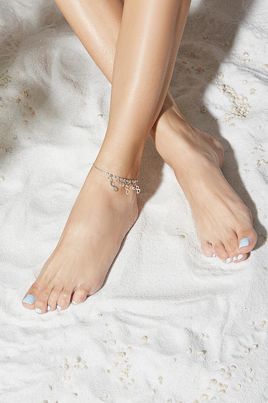 Браслет на ногу Nothing But Love (204904), купить в Moyo.moda