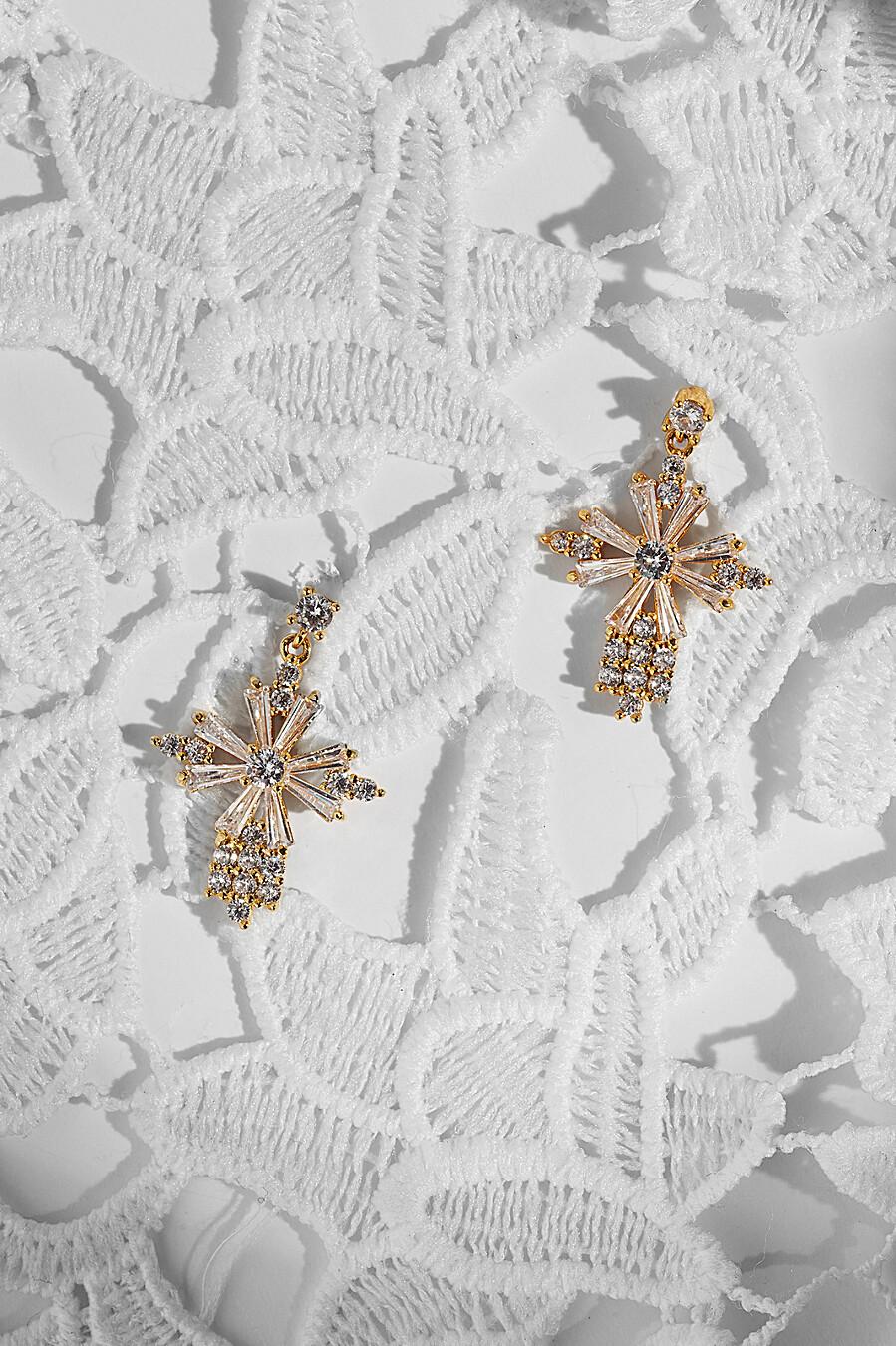 Серьги с крестами Поющие под дождем Nothing But Love (204907), купить в Moyo.moda